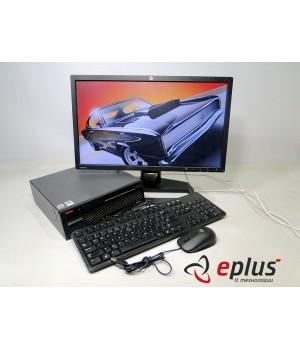 ПК LENOVO 6071 (USFF) HDD 160 GB/ RAM 2 GB(DDR 2)/ CPU C2D 2.4/ +HP ZR2240w Б/у