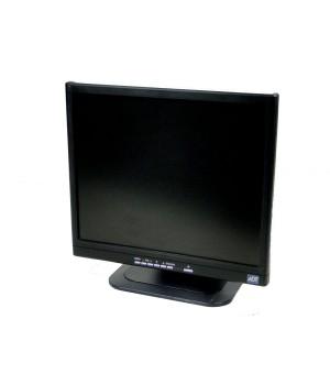 "Монитор 17"" ATD HS-ML1736 TN 4x3 Black для видеонаблюдения"