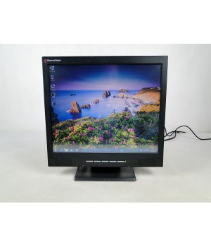 "Монитор 17"" DIAMOND DIGITAL DV171JB TN 4x3 Black сенсорный"