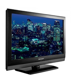 "Телевизор 19"" SHARP LC-19SH7E-BK TN Widescreen Black б/у"