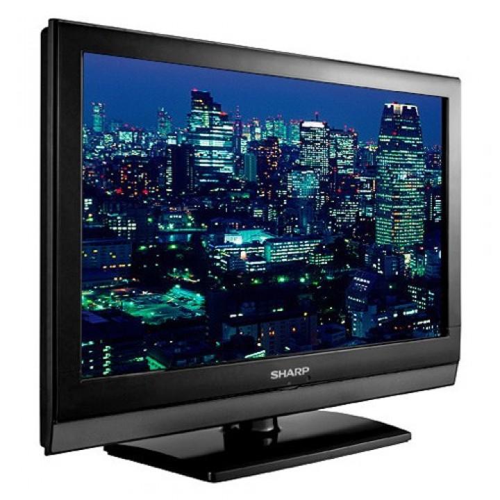 "Телевизор 19"" SHARP LC-19SH7E-BK TN Widescreen Black б/у"