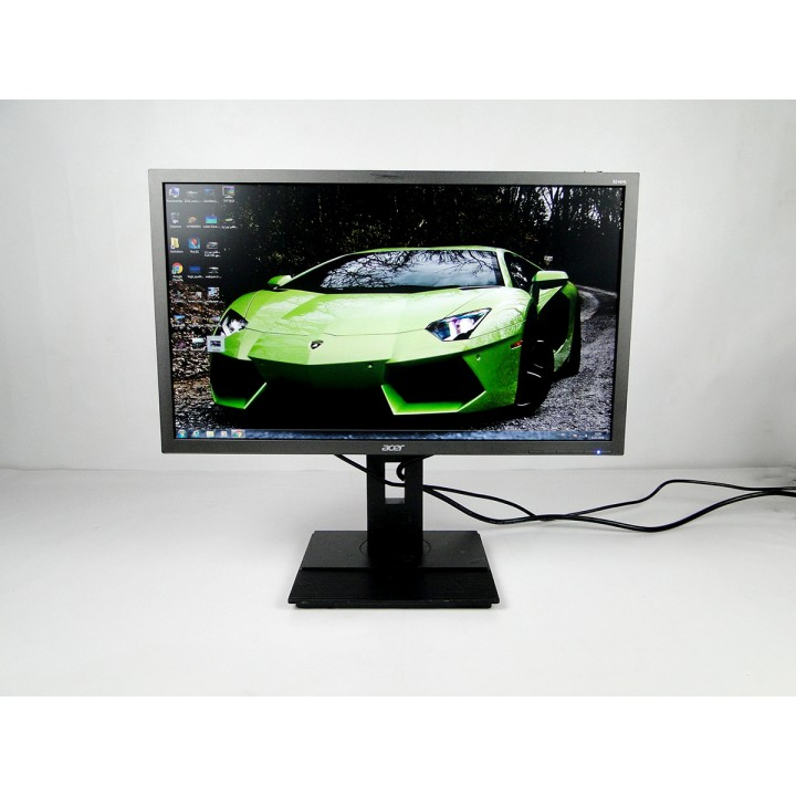 "Монитор 24"" ACER B246HL (TN+film) Widescreen"