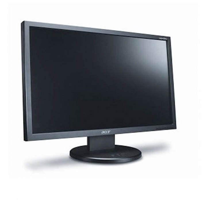 Монитор 23.6 ''ACER V243HQ  TN Widescreen Black Б/у