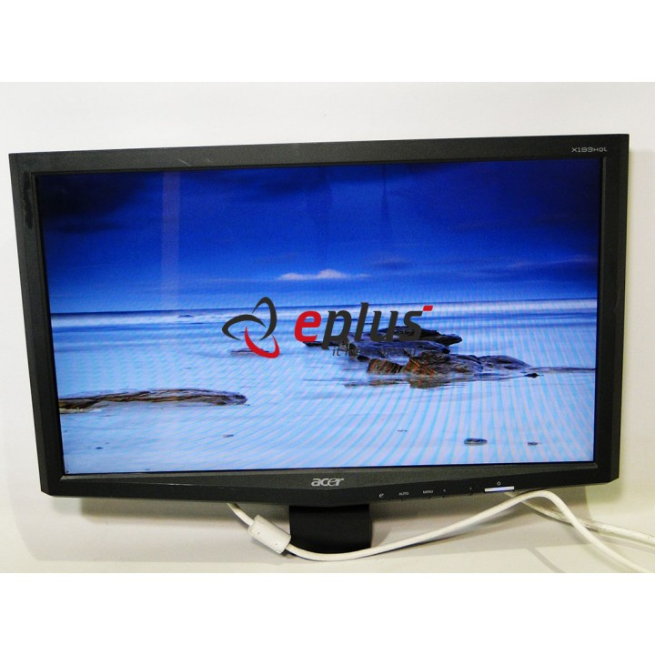 ACER LCD MONITOR X193HQ DRIVER FOR PC