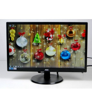 "Монитор 21.5"" AOC E2270S TN+film Widescreen Black"