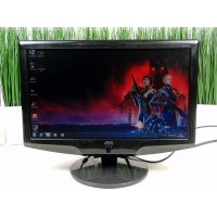 "Монитор 19"" AOC 931SWL TN+film Widescreen Black"