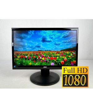 "Монитор 21.5"" AOC E2250S TN+film Widescreen Black б/у"