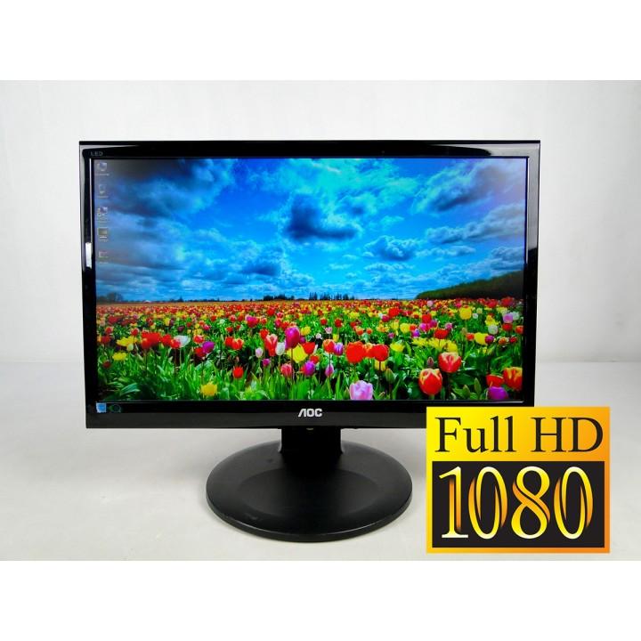 "Монитор 21.5"" AOC E2250S TN+film Widescreen Black б/у"