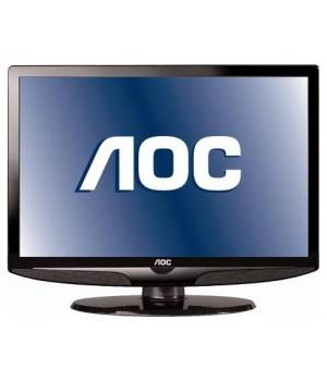"""Монитор 22 """" Широкоэкранный Телевизор AOC L22W981 TN Widescreen Black Б/у"""