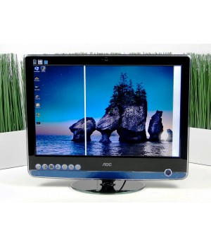 """Монитор 21.6"""" AOC V22 Verfino/ LED/ Web Cam"""