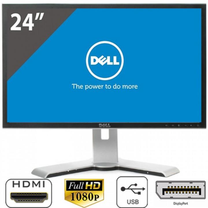 """Монитор 24"""" DELL 2408WFP 24 S-PVA Widescreen б/у"""