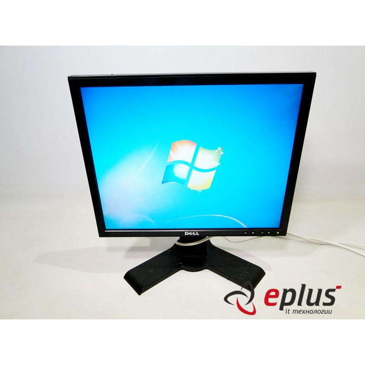 Монитор 19'' DELL P190ST black TFT TN Б/у