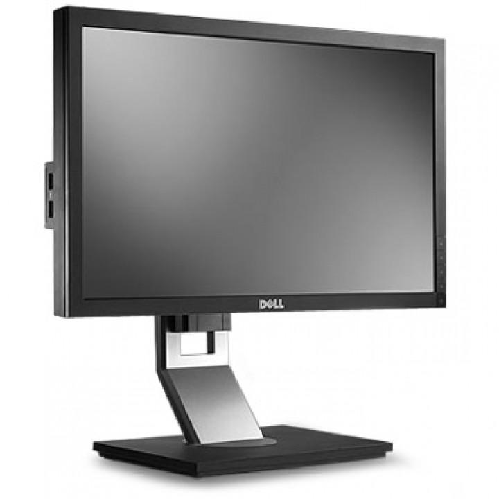 "Монитор 20"" Dell P2011HT TN+film Widescreen Black"