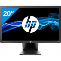 "Монитор 20"" HP E201 TN+film Widescreen Black"