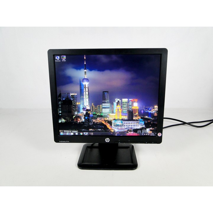 "Монитор 17"" HP P17A TN 4x3 Black LED"