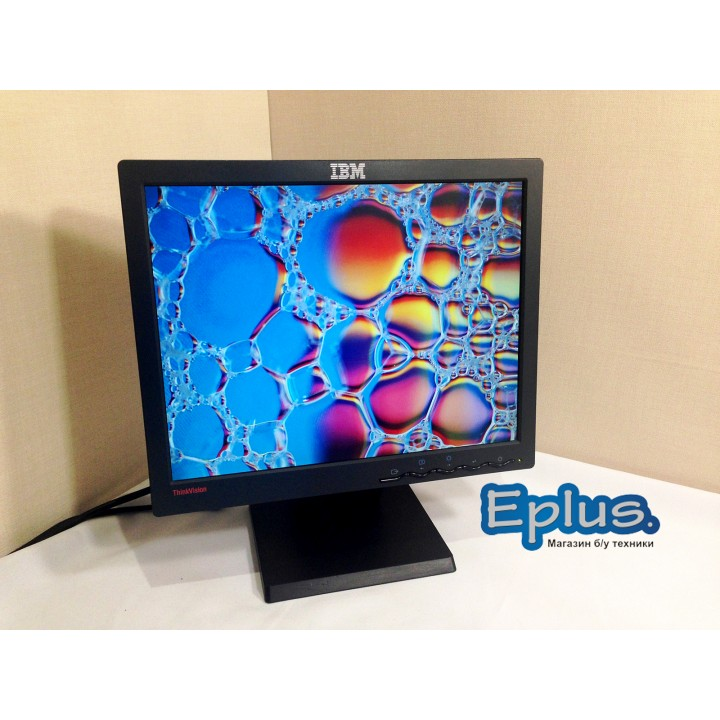 "Монитор 15"" IBM ThinkVision L151"