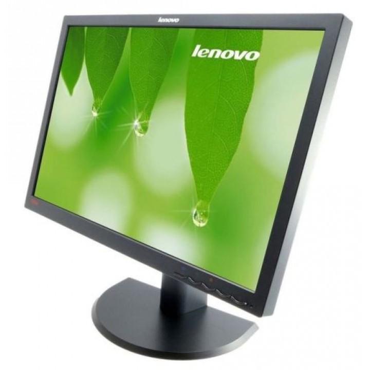 Монитор 24'' LENOVO LT2452P E-IPS Widescreen Black