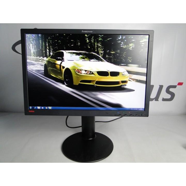 Монитор 24'' LENOVO LT2452P WIDE E-IPS Widescreen Black б/у (2-Клас)