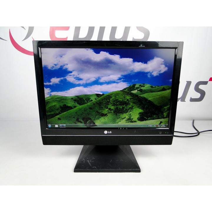 "Телевизор 19"" LG 19LS4R TN+film Widescreen Black б/у"