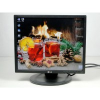 "Монитор 19"" LG 19MB35PM-B S-IPS 4x3 Black"