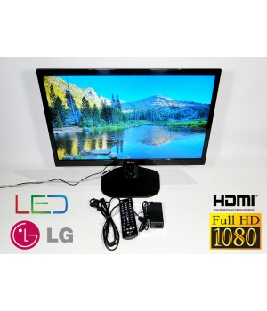 "Телевизор 23.6"" LG 24MT46D-PZ/ HDMI/LED Full HD  с IPS экраном Б/у"