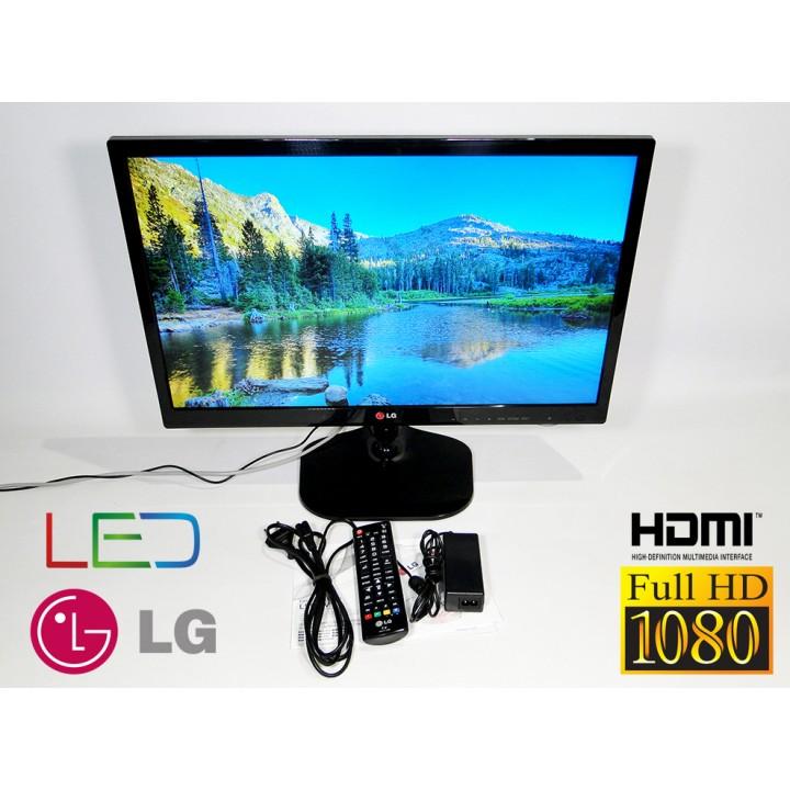 """Телевизор 23.6"""" LG 24MT46D-PZ/ HDMI/LED Full HD  с IPS экраном Б/у"""