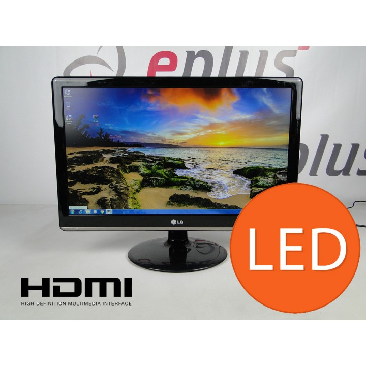 Монитор 23'' LG E2350 TN Widescreen Black Б/у
