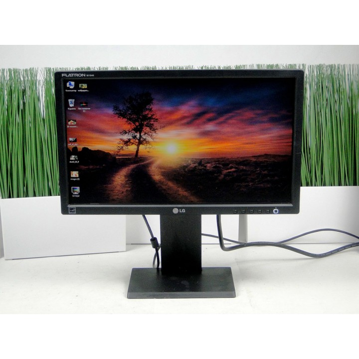 Монитор 19'' LG W1946P TN Widescreen Black