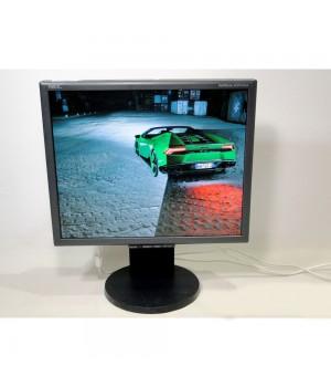 """Монитор 19"""" NEC MultiSync LCD1970NX black S-IPS Б/у"""