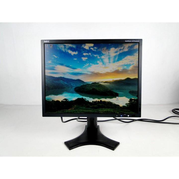 "Монитор 20"" NEC 2090UXI S-IPS 4x3 Black"