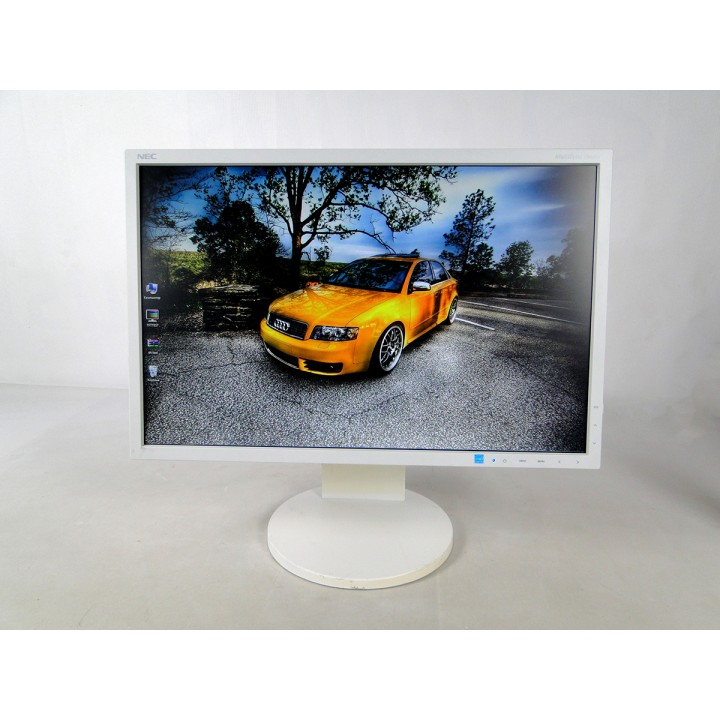"Монитор 22"" NEC E223W TN+film Widescreen Wite б/у"