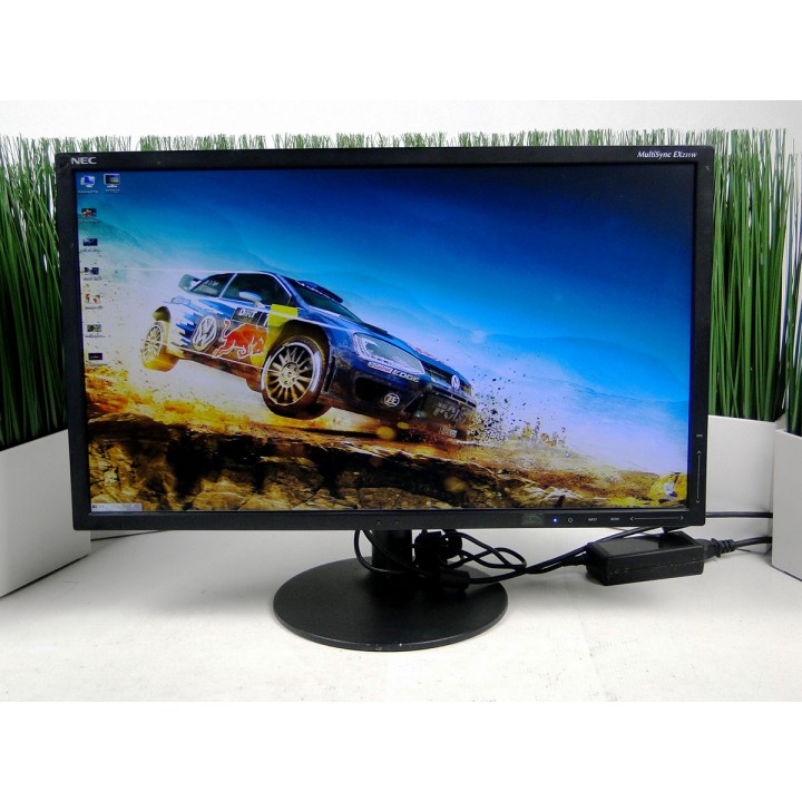 "Монитор 23"" NEC EX231W TN+film Widescreen Black"