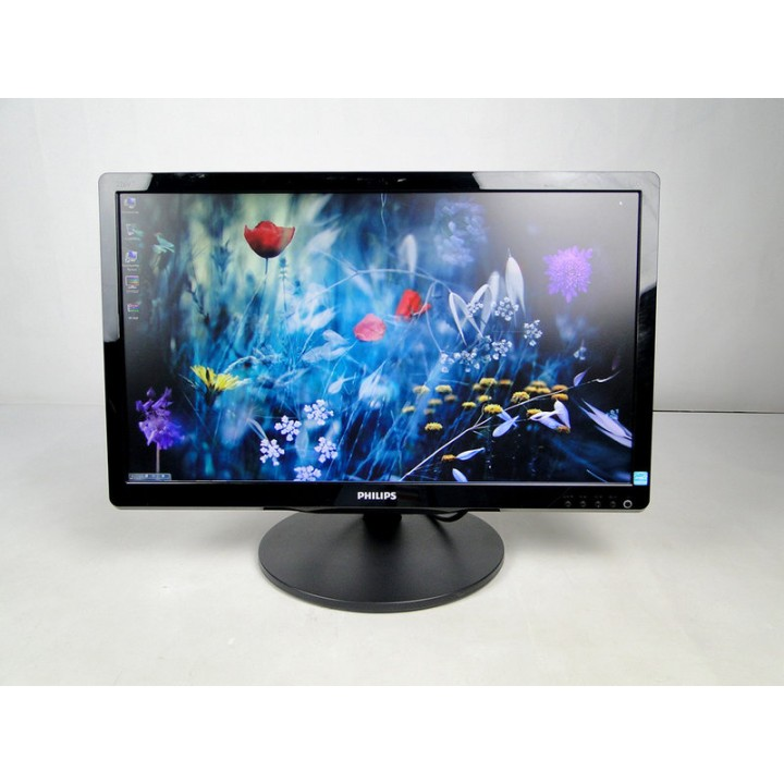 "Монитор 21.5"" PHILIPS 226V4L TN+film Widescreen Black б/у"