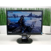 "Монитор 19"" PHILIPS 190SL1 TN+film Widescreen Black"