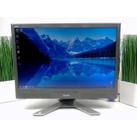"Монитор 24"" PHILIPS 240BW8 TN+film Widescreen Black"