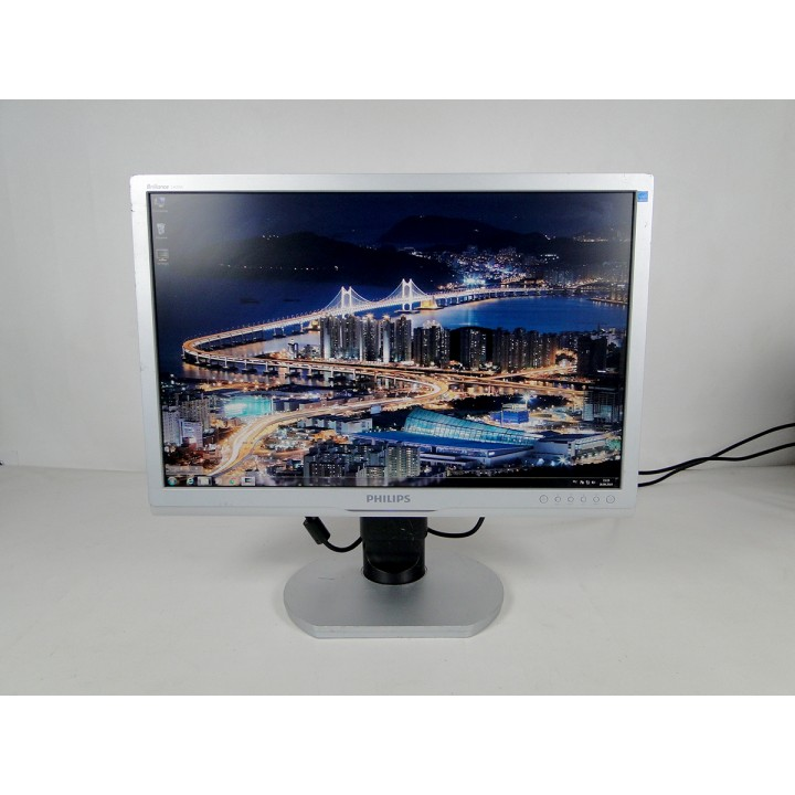"Монитор 24"" PHILIPS 240SW9 TN+film Widescreen"