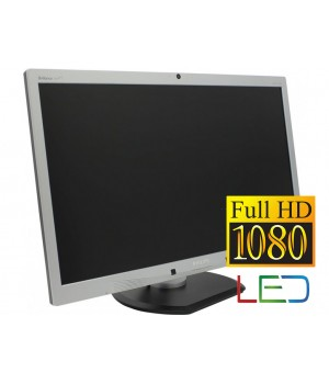 "Монитор 24"" Philips 241P4QPYKES Silver/LED/AMVA+Веб-камера"