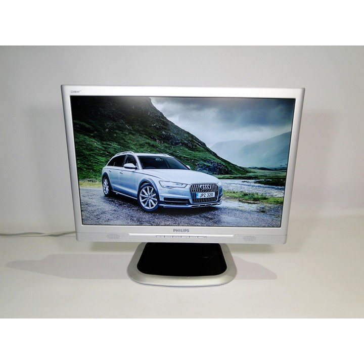 "Philips 22"" Widescreen 220BW8 VGA/WSXGA LCD"