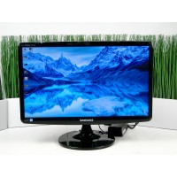 "Монитор 21.5"" SAMSUNG S22A100N TN+film Widescreen Black"