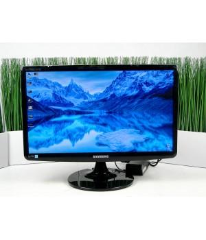 "Монитор 21.5"" SAMSUNG S22A100N TN+film Widescreen Black"