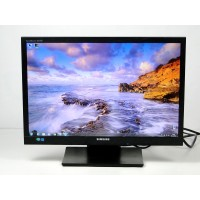 "Монитор 22"" SAMSUNG S22A450BW TN+film Widescreen Black"