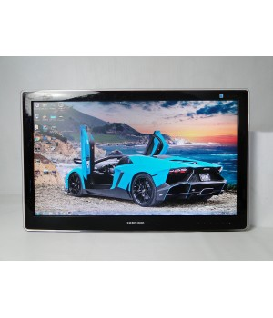 "Монитор 27"" Samsung P2770 (TN+film) Widescreen Black"