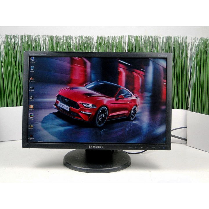 "Монитор 20"" SAMSUNG 2043WM TN Widescreen"
