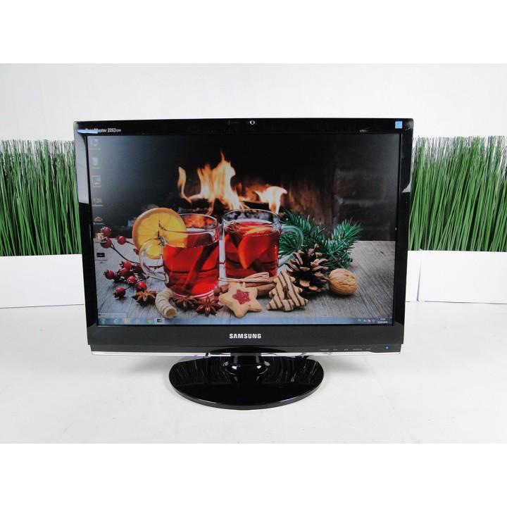"Монитор 22"" SAMSUNG 2263UW TN+film Widescreen Black"