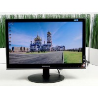 "Монитор 21.5"" SAMSUNG P2250 TN+film Widescreen Black"