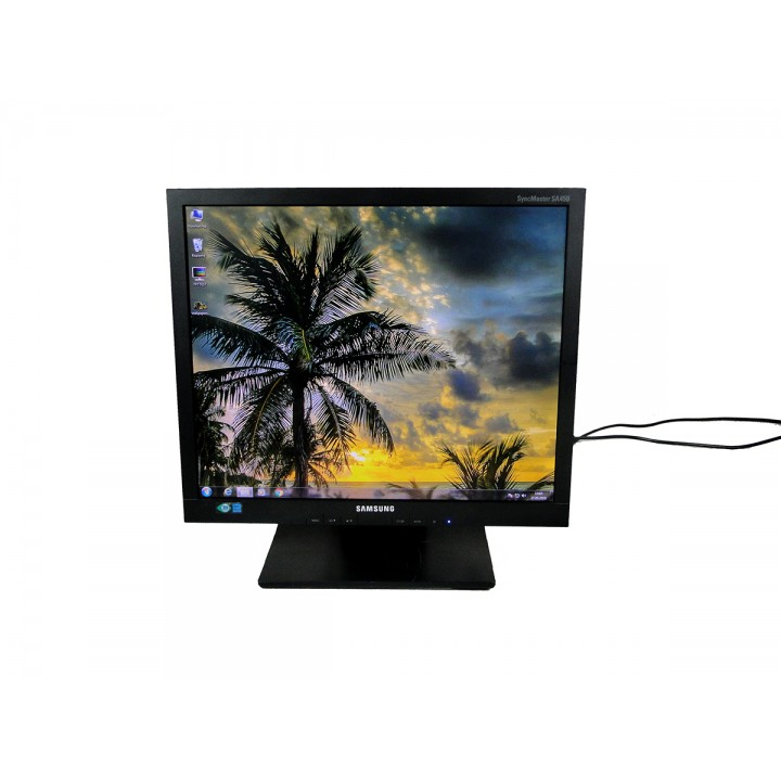 "Монитор 18.5"" SAMSUNG S19A450BR TN+film 4x3 Black"
