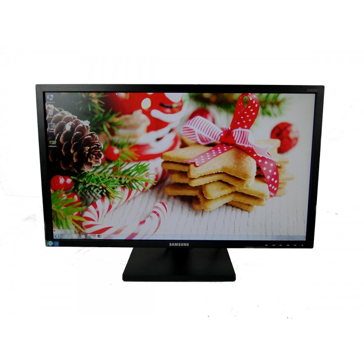 "Монитор 24"" SAMSUNG S24E450F TN+film Widescreen Black"