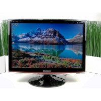 "Монитор 22"" SAMSUNG T220 TN Widescreen Black"