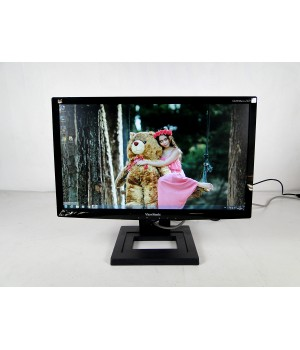 "Монитор 20"" VIEW SONIC VA2038WM TN+film Widescreen Black"