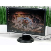 "Монитор 22"" VIEW SONIC VA2216W TN Widescreen"